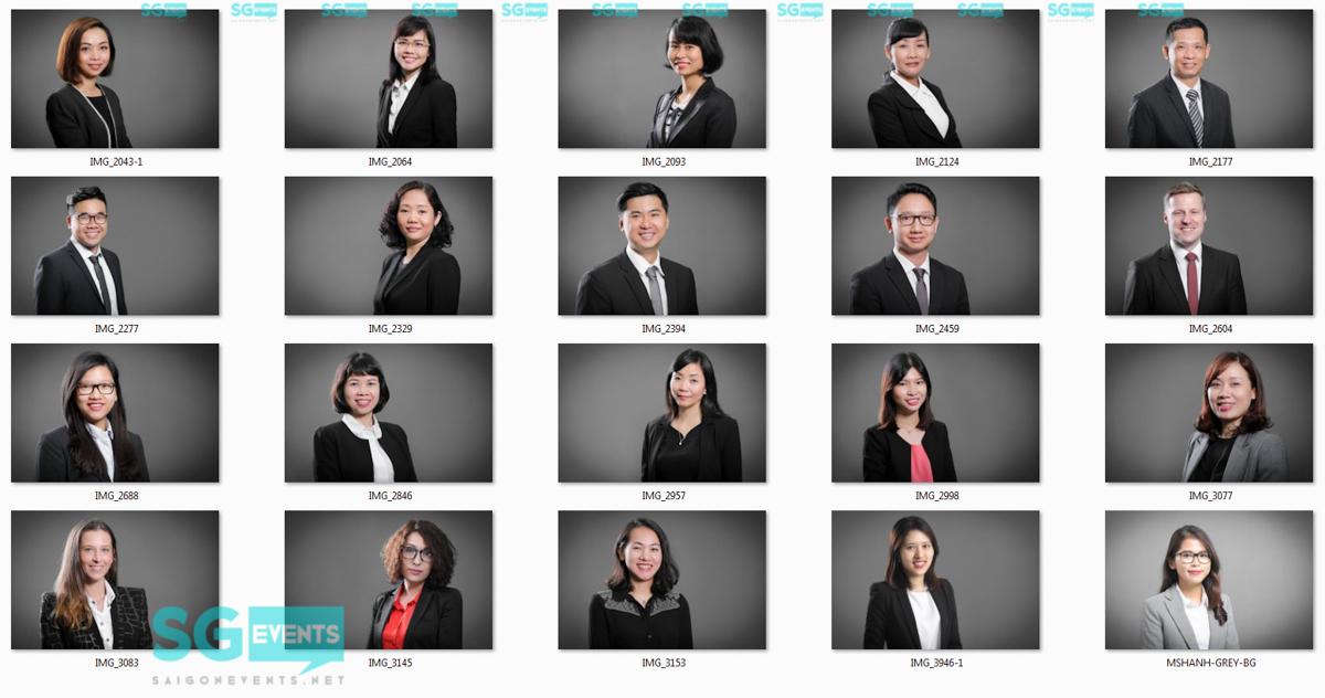 Chụp hình profile chuyên nghiệp cho LinkedIn